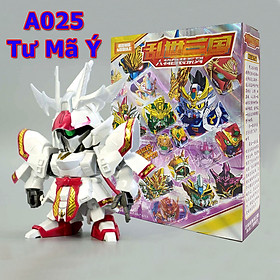 Mô Hình Lắp Ráp Gundam thừa tướng Tư Mã ý A025 - Lego Tam Quốc Diễn Nghĩa