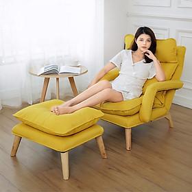 Ghế thư giãn - ghế sofa giường - ghế lười có gác chân