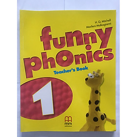 Funny Phonics 1 (Teacher's Book)