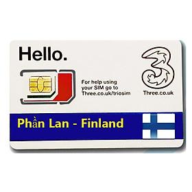 Sim Du lịch Phần Lan - Finland 4G tốc độ cao