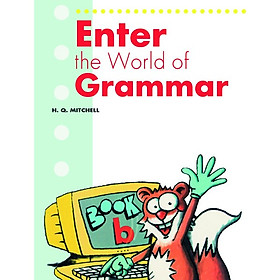 MM PUBLICATIONS: ENTER THE WORLD OF GRAMMAR BOOK B
