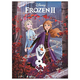 Disney Frozen 2: Animated Stories