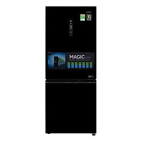 Tủ Lạnh Inverter Aqua AQR-I298EB-BS (260L) - Hàng Chính Hãng + Tặng Bình Đun Siêu Tốc