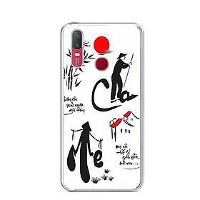 Ốp lưng điện thoại Vivo Y11 - Silicon dẻo - 0391 CHAME02 - Hàng Chính Hãng