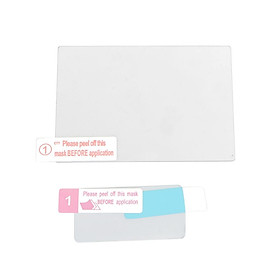Tempered Glass Screen Protector Skin Film Foils for Canon EOS 6D Mark II Cameras Anti-scratches Anti-Dust Anti-Fingerprint Waterproof