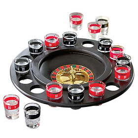 Vòng quay may mắn (Drinking Roulette Set)