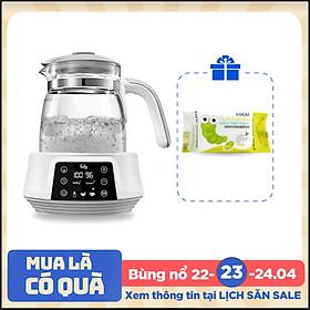 Máy đun và hâm nước pha sữa điện tử Fatzbaby QUICK 5 - FB3569TK