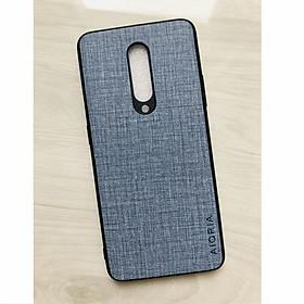 Ốp lưng cho Oneplus 7 Pro vải cao cấp Aioria - Hàng nhập khẩu