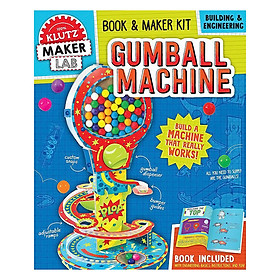Klutz: Build Your Own Gumball Machine