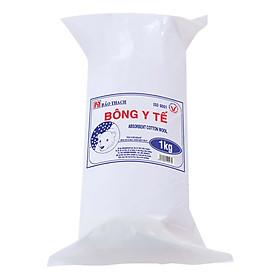 Bông Gòn Y Tế Bảo Thạch Thấm Nước 1Kg