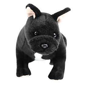 Thú Nhồi Bông My Dog Mini French Bull Dog - Đen