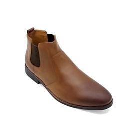 Giày Da Cao Cổ Nam CH002 - Nâu