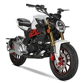 Hình đại diện sản phẩm Xe tay côn 110cc AGUSTA MV - trắng