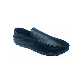Hình đại diện sản phẩm Giày Mọi Nam Da PU H29 - Đen