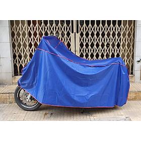 Bạt trùm xe máy vải dù loại dày che mưa nắng nhiều màu lựa chọn.