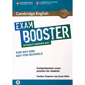 Cam English Exam Booster for Key and Key for Schools SB w/o Ans w Audio