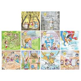 Combo Sách Hiểu Về Quyền Trẻ Em (Bộ 10 Cuốn)