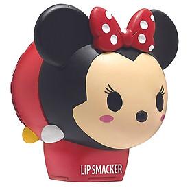 Lip Smacker - Son Disney Tsum Tsum – Chuột Minnie - Lip Smacker Disney Tsum Tsum Balm – Minnie, Strawberry Lollipop by Lip Smacker