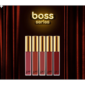 Son kem lì Bbia Last Velvet Lip Tint - 15 Edge Boss 5g (Màu đỏ hồng)-3
