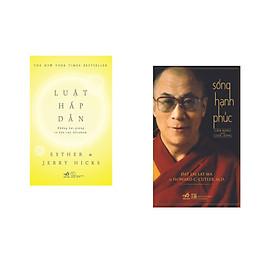 Combo 2 cuốn sách: Luật hấp dẫn   + Sống hạnh phúc