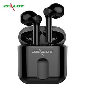 Tai nghe bluetooth Zealot nhét tai không dây tai phone bluetooth Hàng chính hãng
