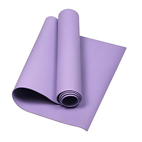 Non-Slip EVA Yoga Pilates Mat Moisture Resistant Fitness Gym Cushion Pad Support