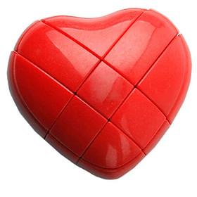 Rubik YJ Heart Red