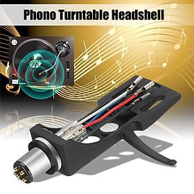 2020Black -LP Turntable Headshell Mount Replacement For Technics SL1200 SL1210 Black