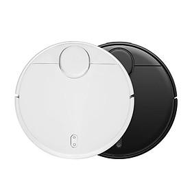 Robot hút bụi lau nhà thông minh Xiaomi Mi Vacuum Mop PRO - Cảm biến Laser LDS, Điều khiển bằng ứng dụng, tự động thiết lập quãng đường, công nghệ AI, Hỗ trợ Google Assistant -Hàng Chính Hãng- Màu ngẫu nhiên