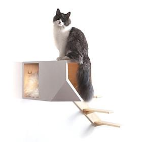 Nhà Mèo Treo Tường Hiện Đại #CH010