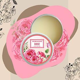 Nước Hoa Khô Aroma Works Solid Perfume 15g - Rose