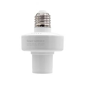 Đui Bóng Đèn Wifi Thông Minh Sonoff Slampher Điều Chỉnh Từ Xa RF E27 Trắng (433MHz)