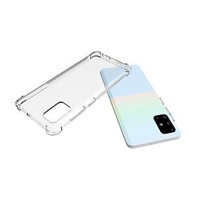 Ốp lưng dẻo chống sốc cho Samsung Galaxy A51