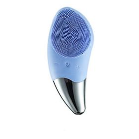 Máy rửa mặt mini massage tích hợp sóng âm BR-1020