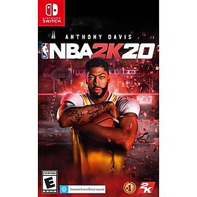 Đĩa Nintendo Switch - NBA 2K20 - Hàng Nhập Khẩu