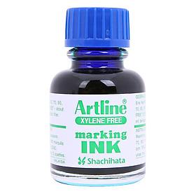 Mực Viết Thông Dụng Artline ESK-20 BL – Xanh (20ml)