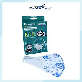 [CHÍNH HÃNG] Khẩu trang y tế trẻ em quai vải Famapro 5D Mask Kid - Bé Dưới 10 Tuổi [ HỘP ]