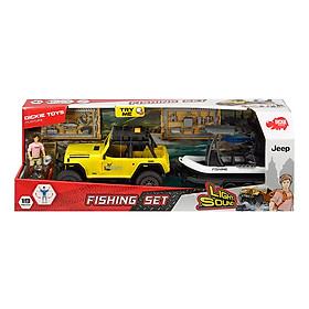 Bộ Đồ Chơi Xe Dickie Toys Playlife - Fishing Set (41 cm)