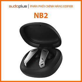 Tai nghe bluetooth true wireless Edifier TWS NB2 ANC Đen (Bản quốc tế) - Hàng chính hãng