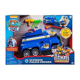 Xe cảnh sát giải cứu siêu hạng Paw Patrol SPIN MASTER 6046716