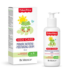 Kem dưỡng ẩm dành cho trẻ sơ sinh FISHER PRICE Kids Care Prebiotic Nutritive-Moisturizing Cream 75ml