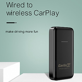 Carlinkit Wireless Carplays Boxes Applicable To The Car Change Wired To Wireless Carpaly Module Navigation USB Wireless