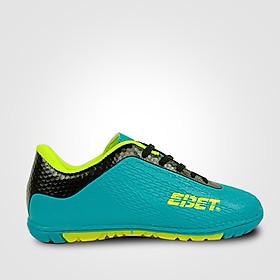 Giày đá bóng trẻ em EBET 6302 Xanh ngọc