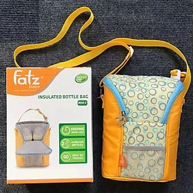 Túi Ủ Giữ Nhiệt 2 Bình Sữa FatzBaby