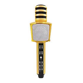 Micro karaoke Bluetooth có loa  3 trong 1 PF165 SD17