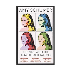 The Girl With Lower Back Tattoo