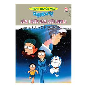 Đêm Trước Đám Cưới Nobita (Tái Bản)