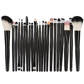 22Pcs Makeup Brushes Set Face Foundation Powder Blush Eye Shadow Lip Eyeliner Make Up Brushes Tool