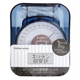 Cân nhà bếp mini mẫu mới nội địa Nhật Bản
