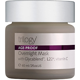 Mặt Nạ Ngủ Trilogy Age-Proof Overnight Mask 60ml